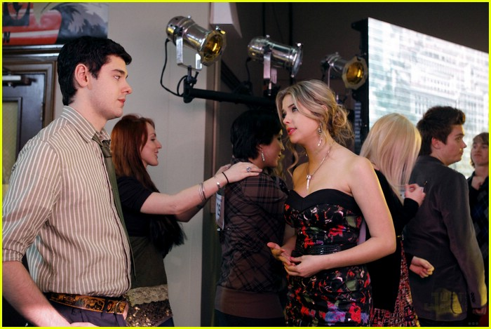 ashley benson brendan slow dance 02