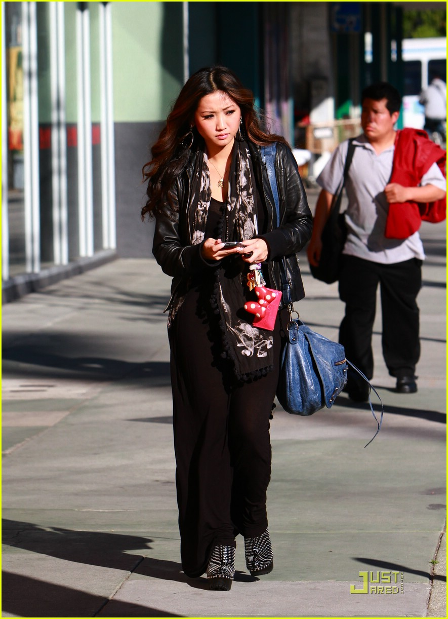 brenda song boogie town october 04