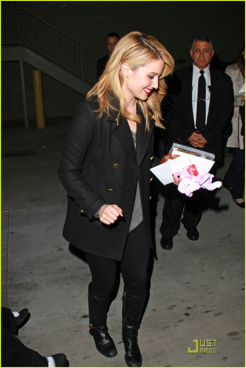 dianna agron kimmel cutie 06