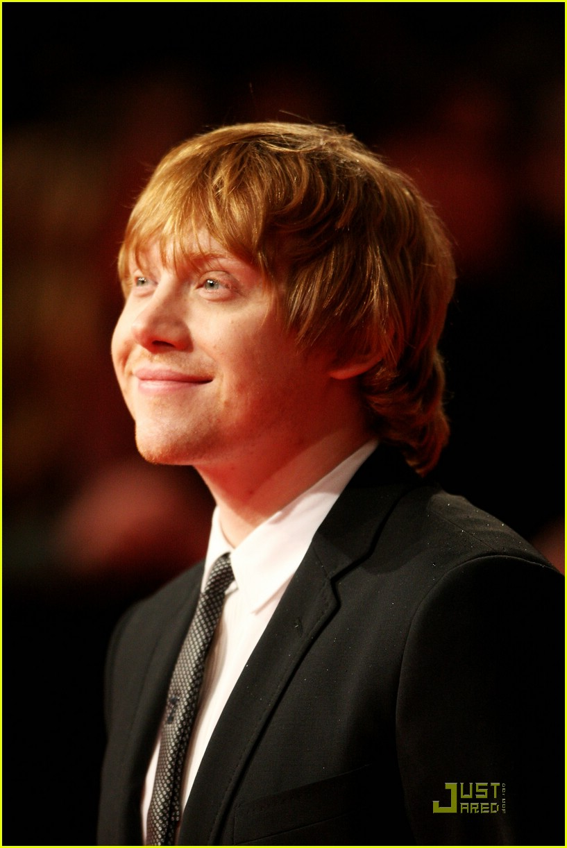 rupert grint bafta awards 03