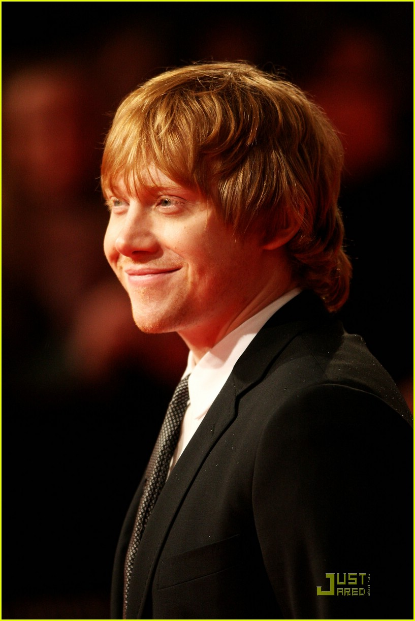 rupert grint bafta awards 06