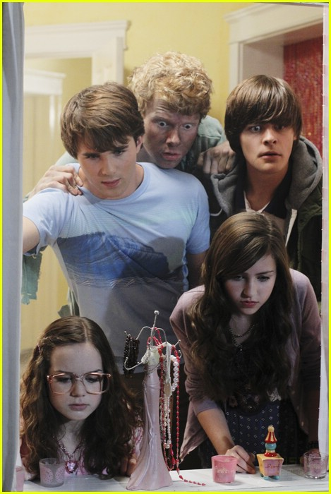 zeke luther adam hicks hair 01