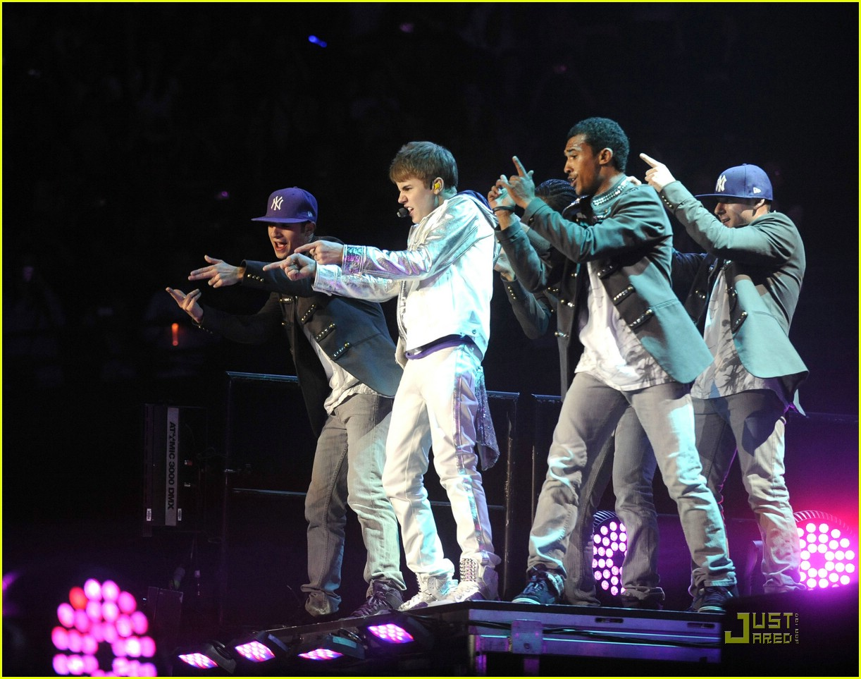 justin bieber ahoy holland 19