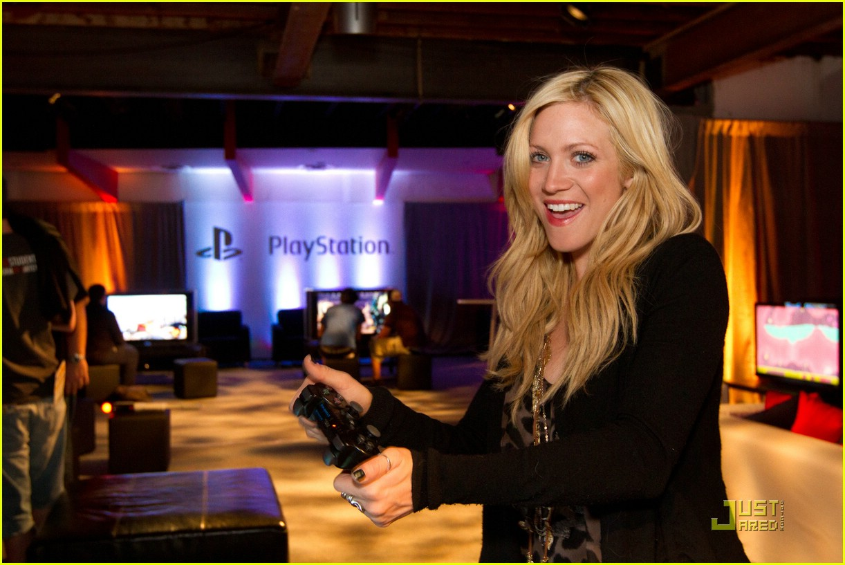 brittany snow playstation sxsw 01