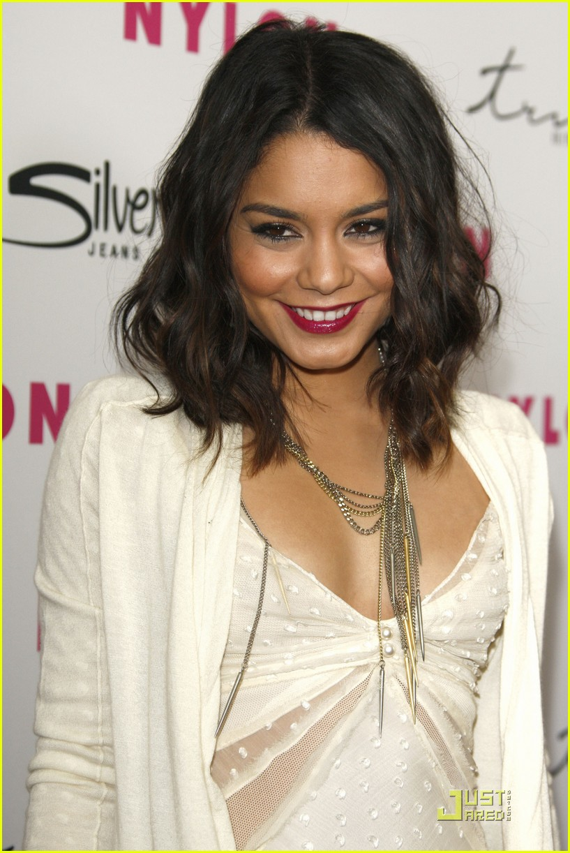 vanessa hudgens nylon magazine party 11