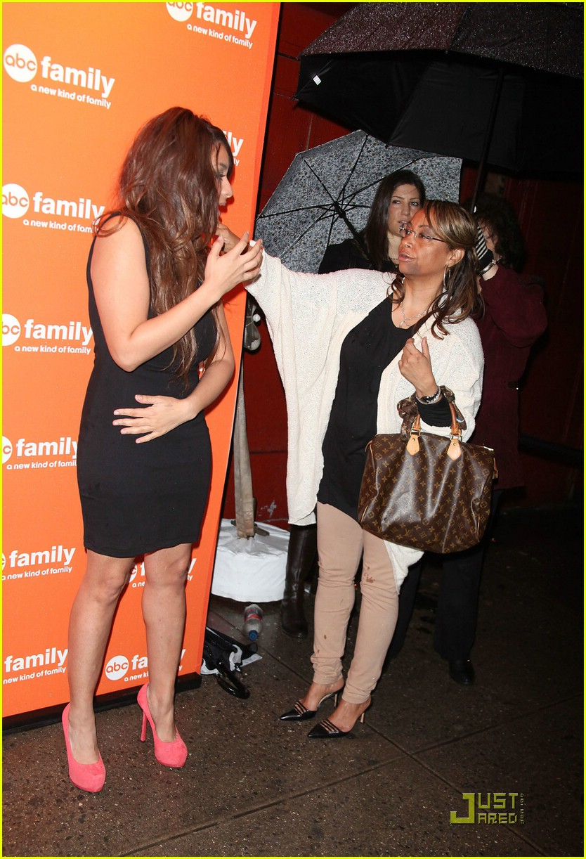 raven symone abc family upfronts 06