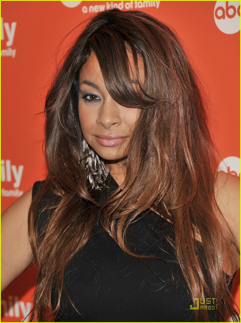 raven symone abc family upfronts 08