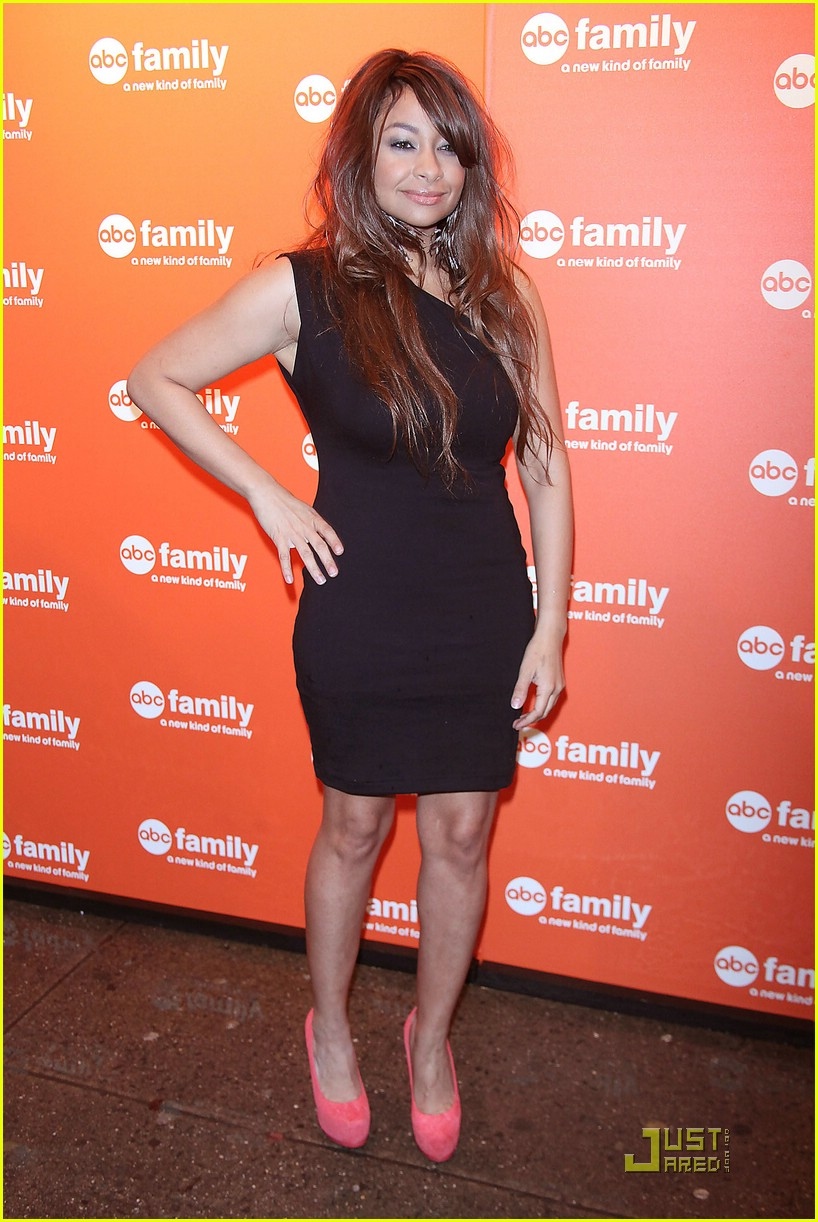 raven symone abc family upfronts 11