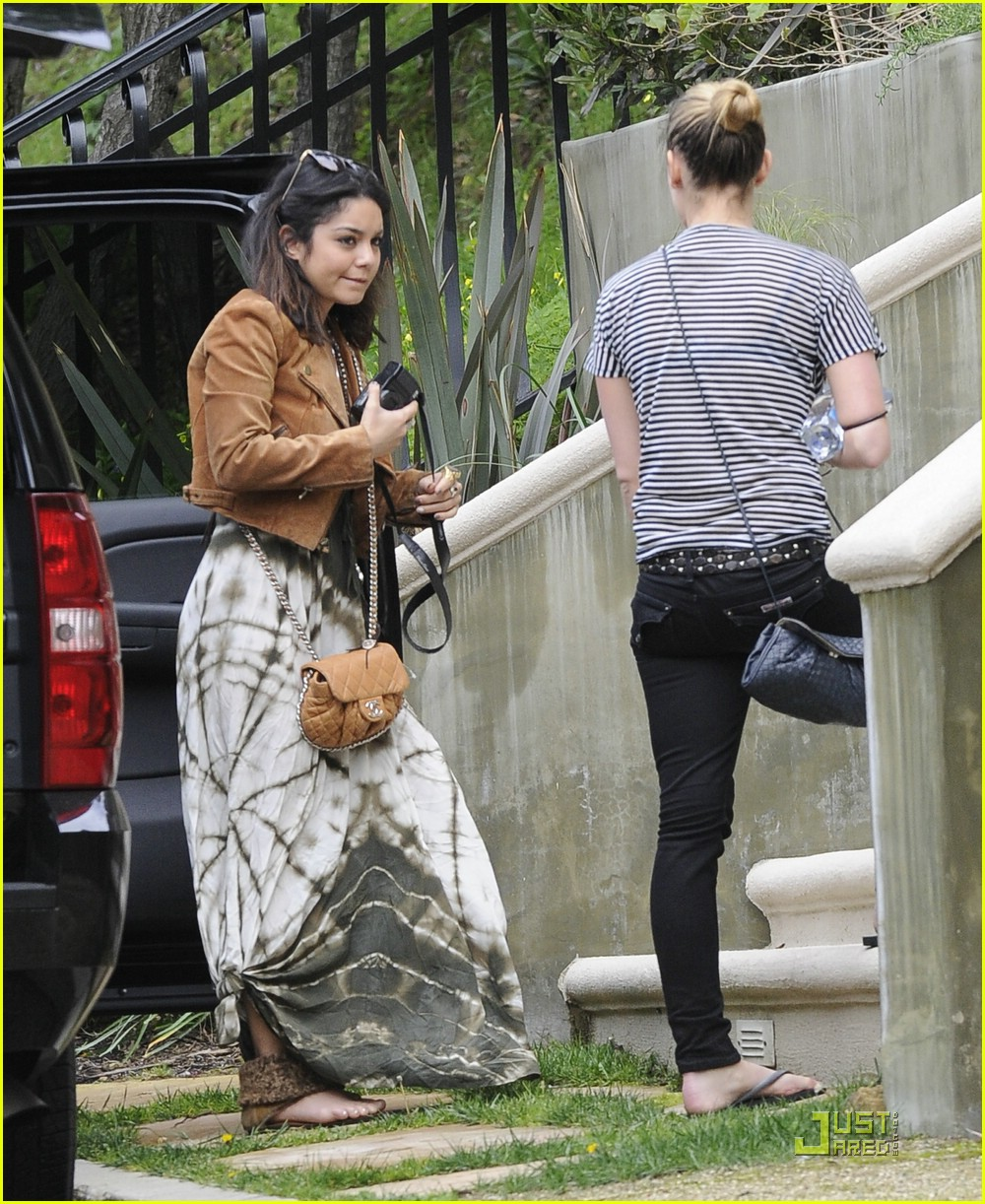 Home pictures of vanessa hudgens