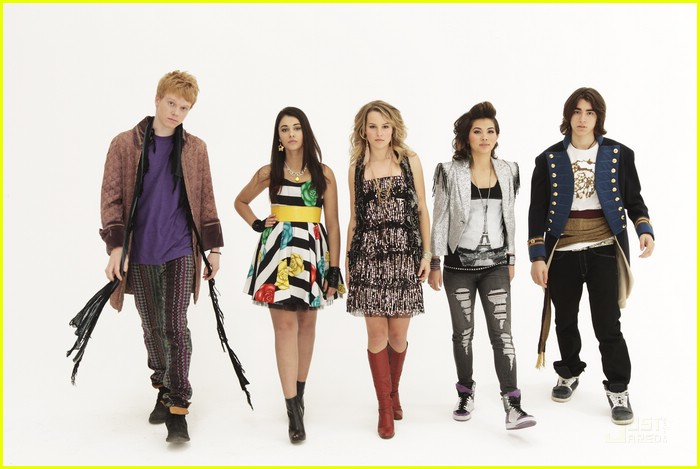 Lemonade Mouth: Meet Charlie Delgado! | Photo 412068 ...