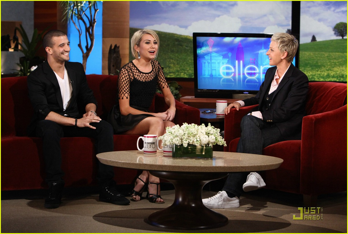 chelsea kane mark ballas ellen 02