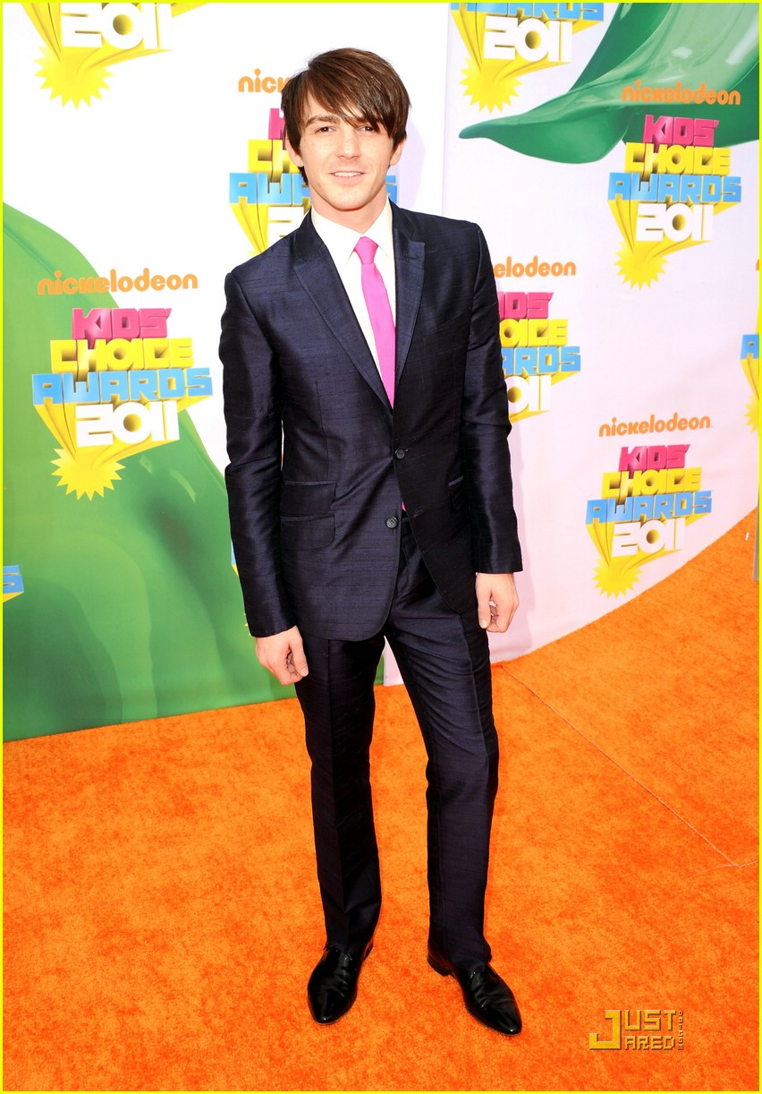 drake bell kids choice awards 04