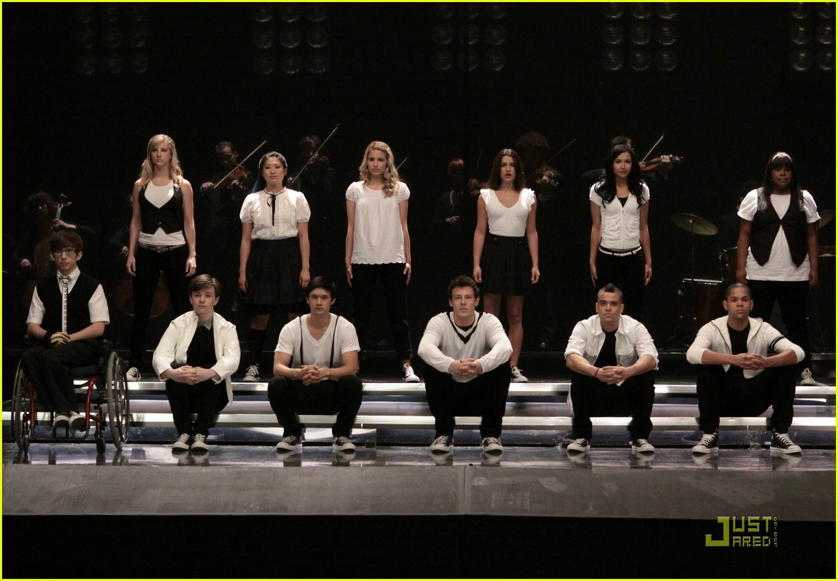 glee encore dvd 06