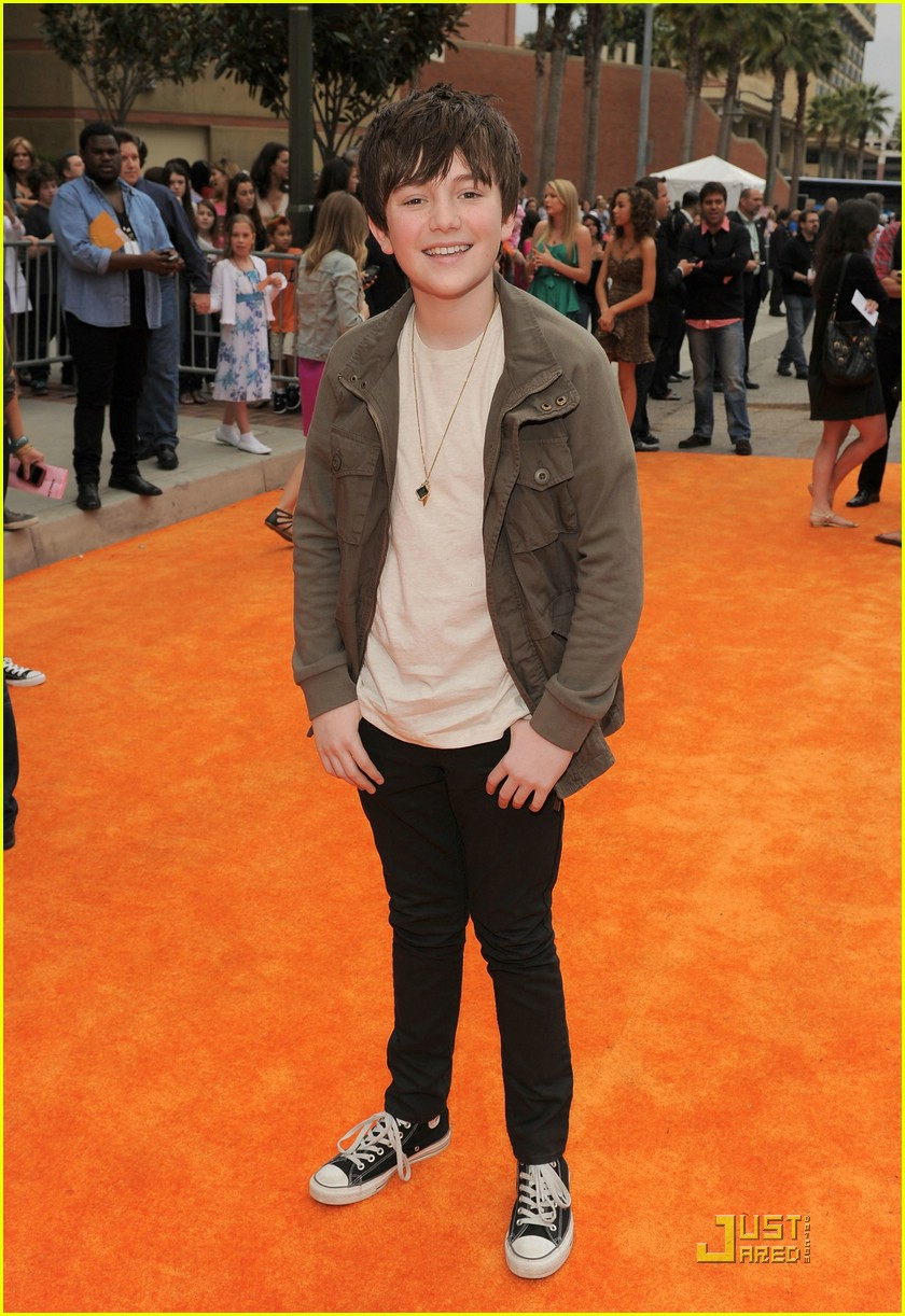 greyson chance kids choice awards 01