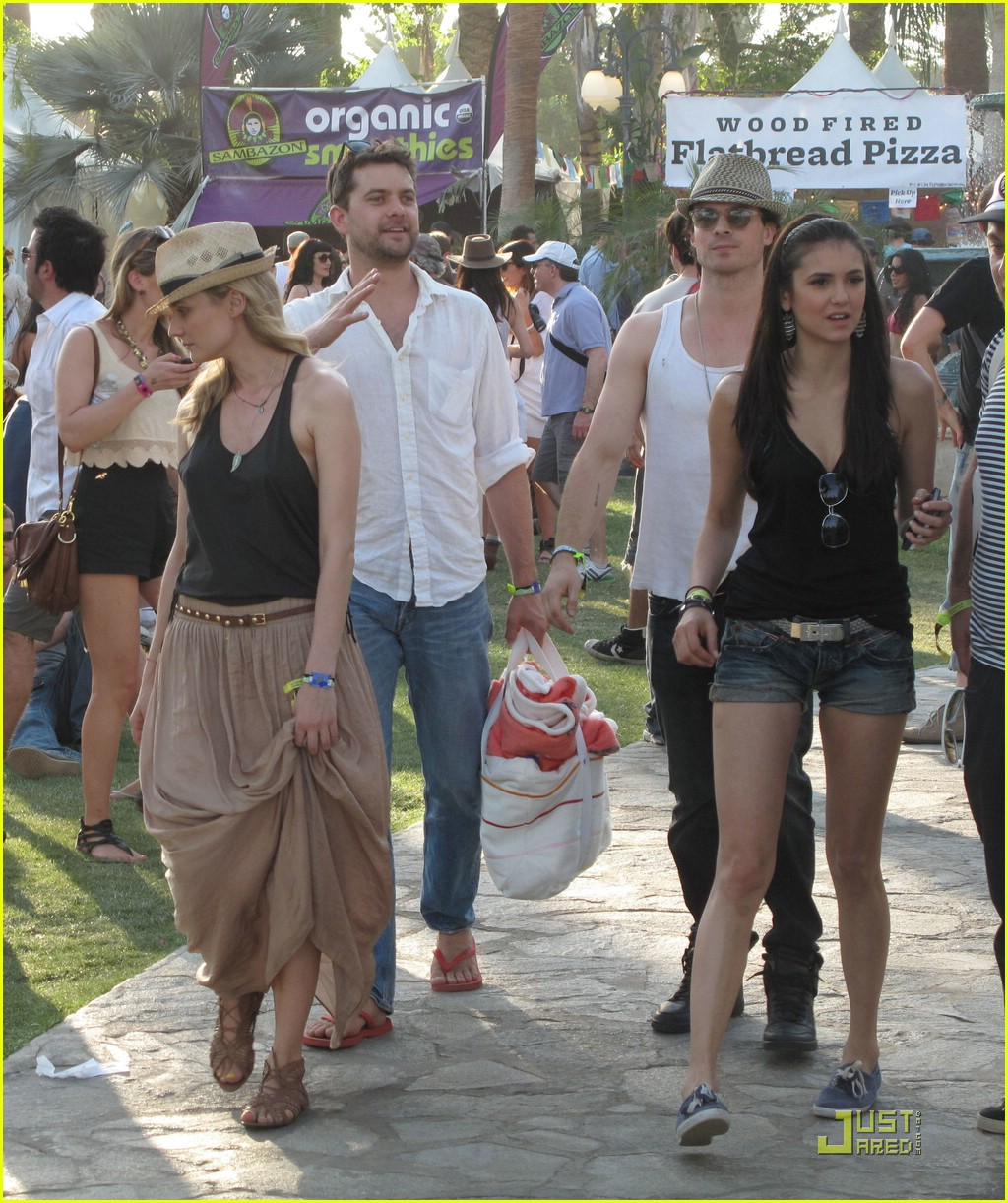 nina dobrev perks coachella 06