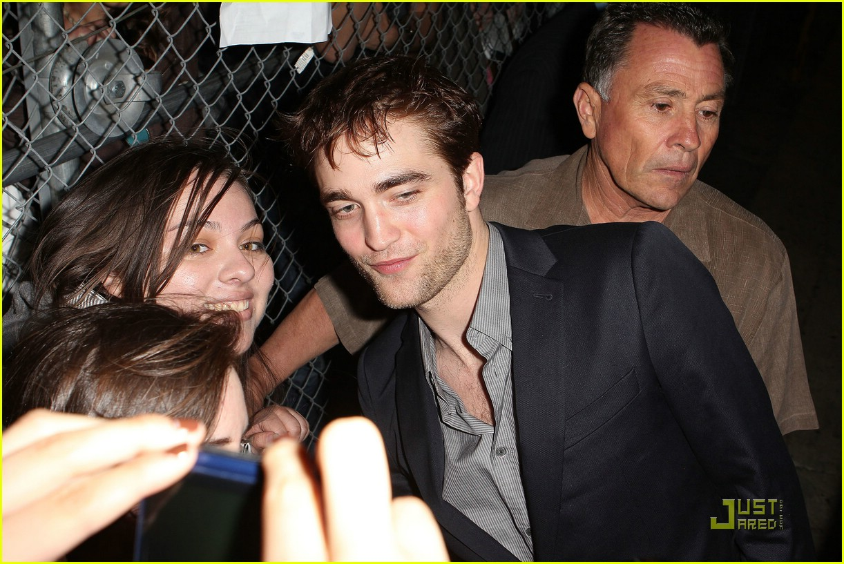 robert pattinson kimmel live 09