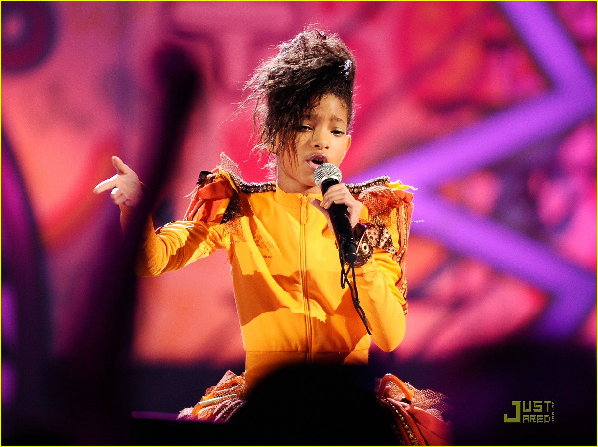 willow smith kca performance 02