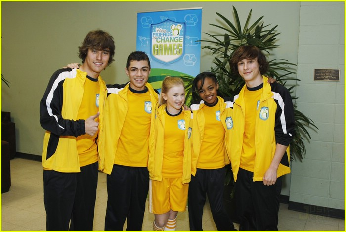 disney ffc games yellow team 14