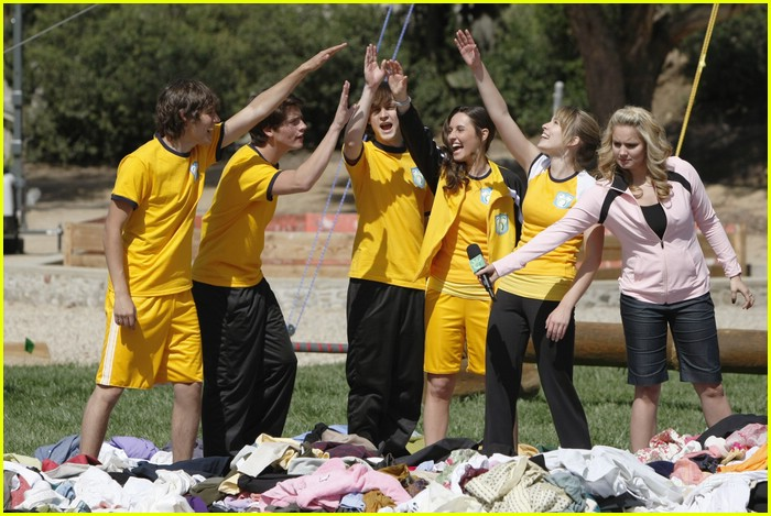 disney ffc games yellow team 17