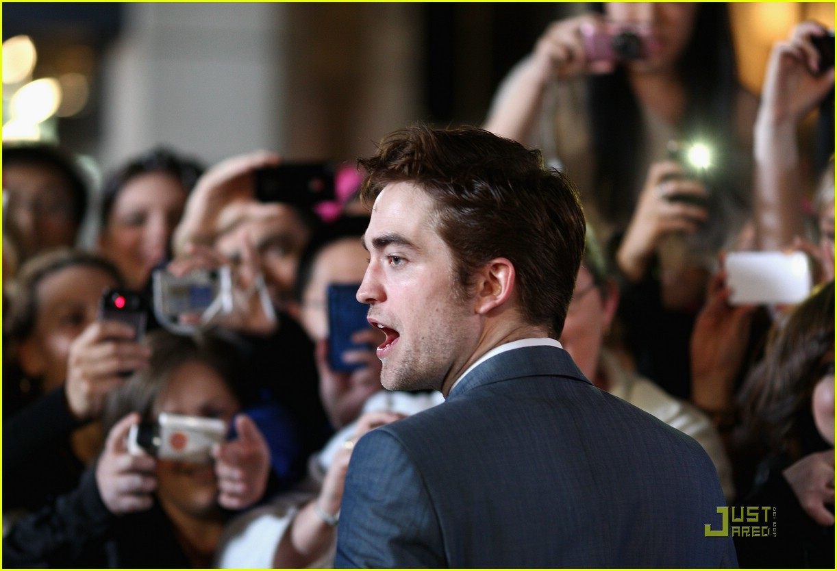 robert pattinson wfe sydney 08