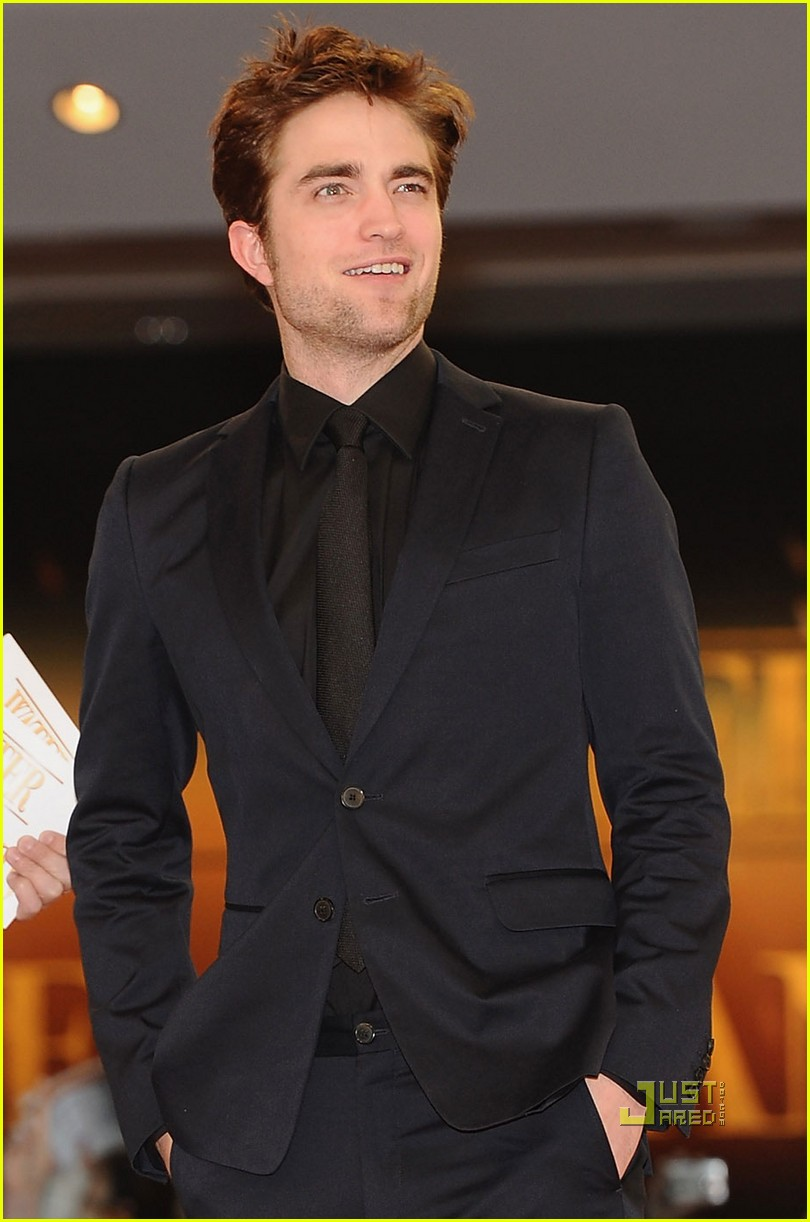 robert pattinson water for elephants uk premiere 10