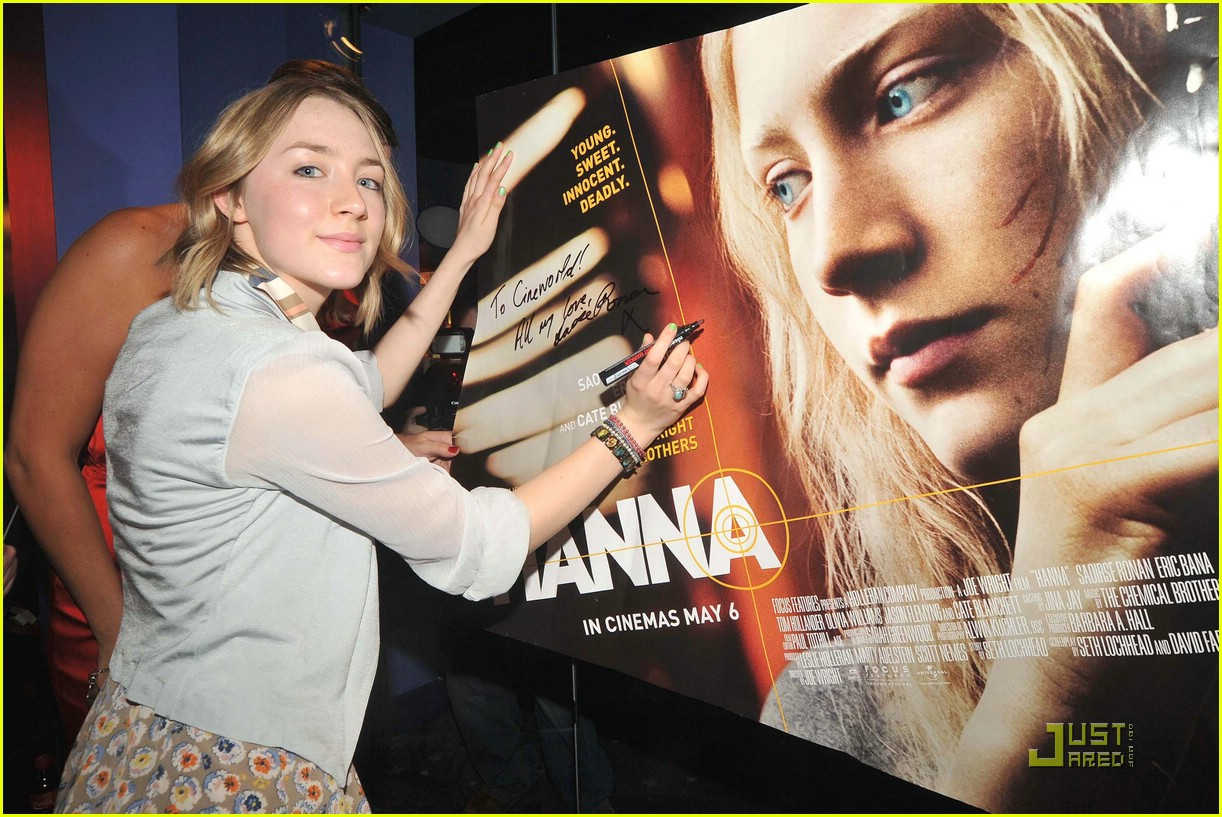 saoirse ronan cineworld cinema 09