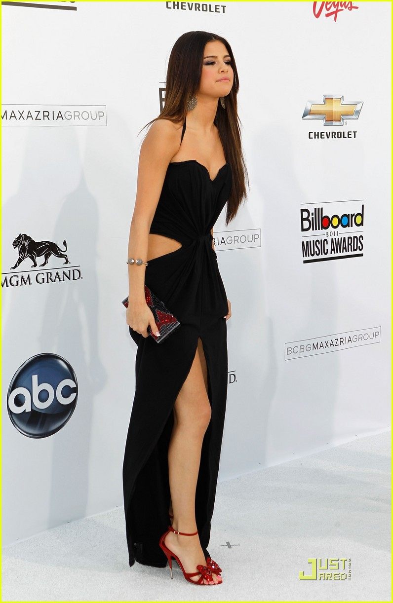 selena gomez billboard awards 10