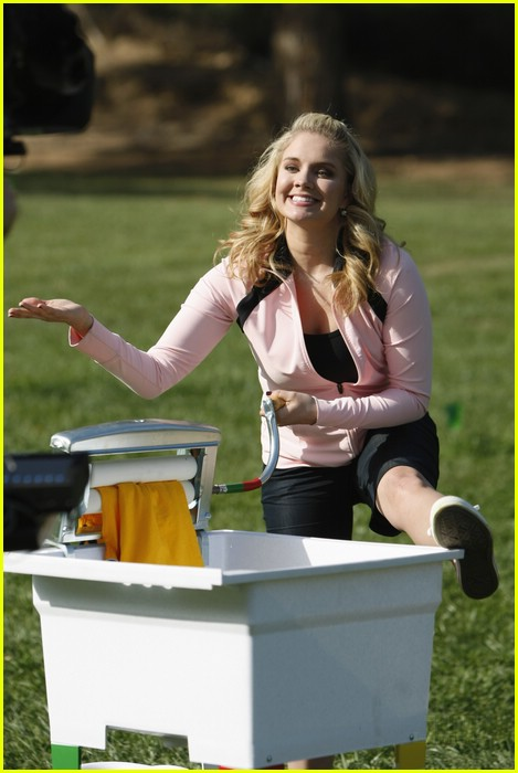 tiffany thornton ffc games 08