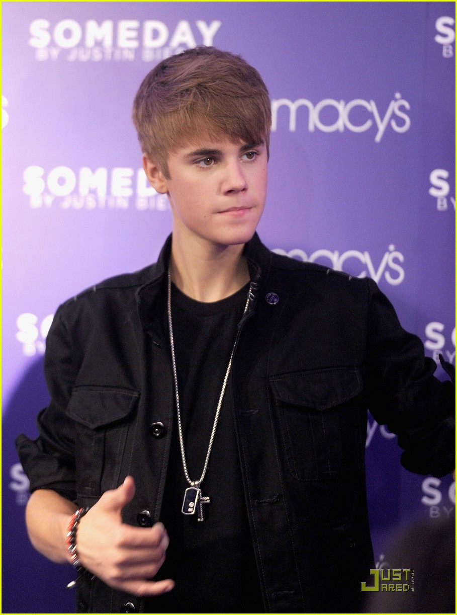 justin bieber someday launch 22