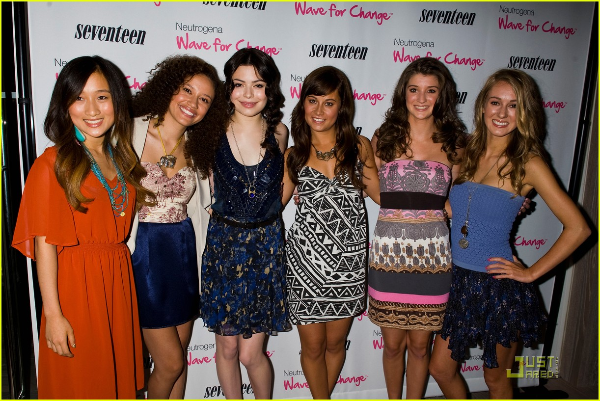 miranda cosgrove pretty amazing luncheon 03