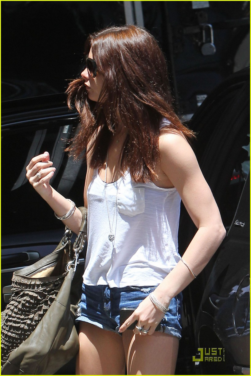 ashley greene short shorts 17