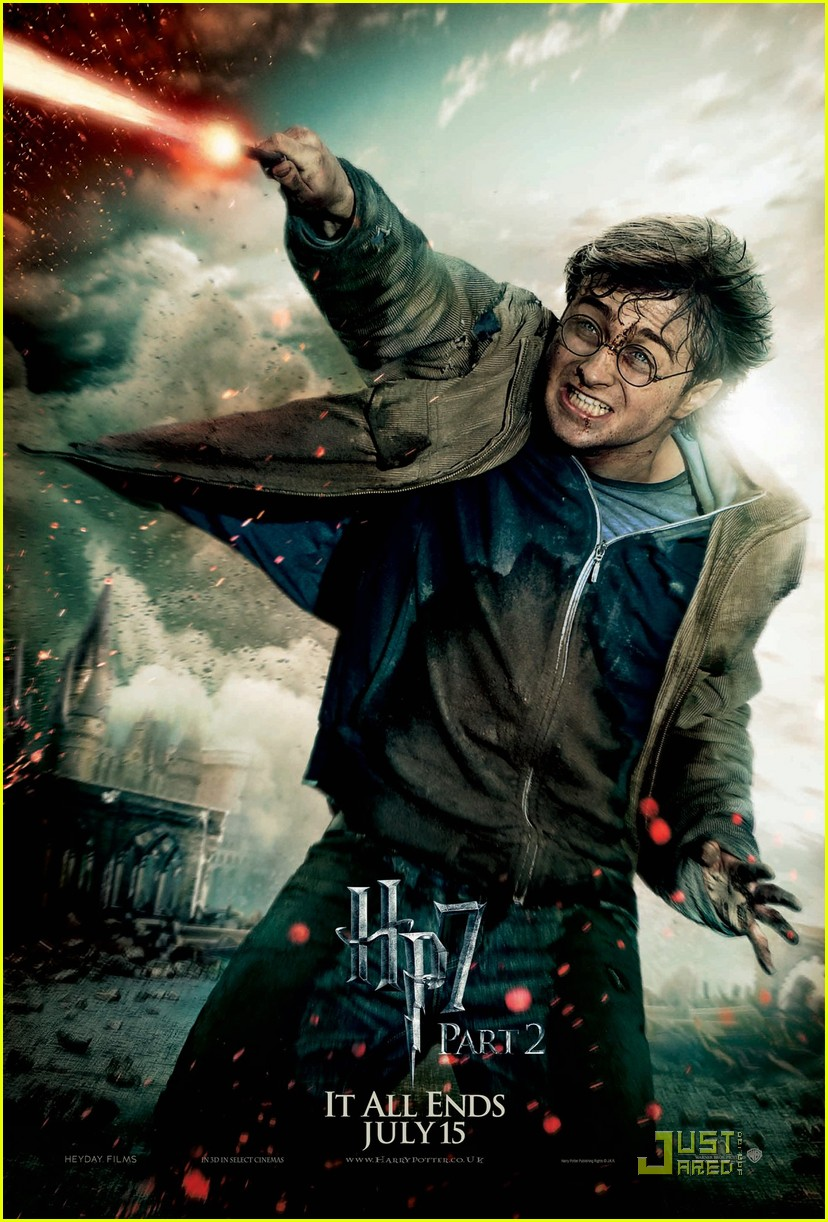 harry potter action posters 01