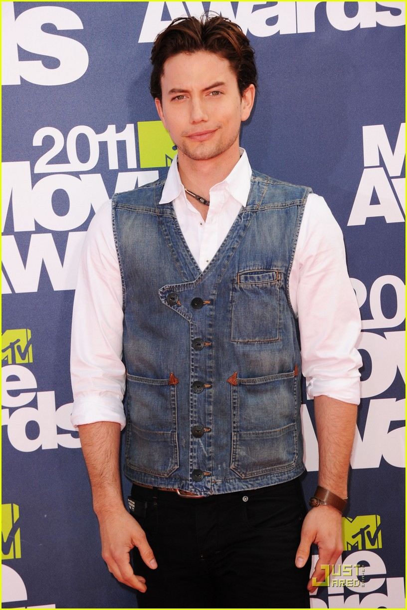jackson rathbone mtv movie awards 07