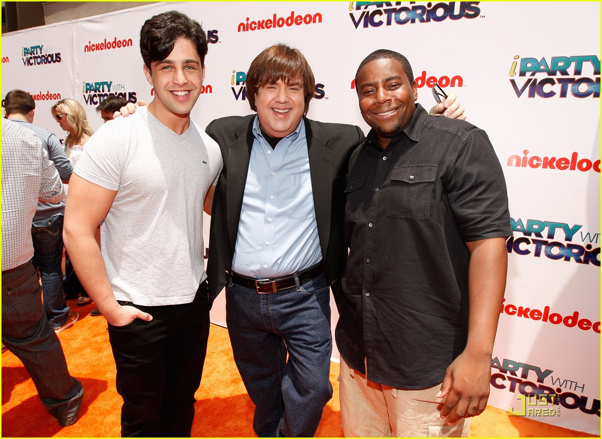 josh peck kenan thompson iparty 02