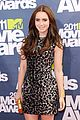 Lily-mtv lily collins mtv movie awards 04