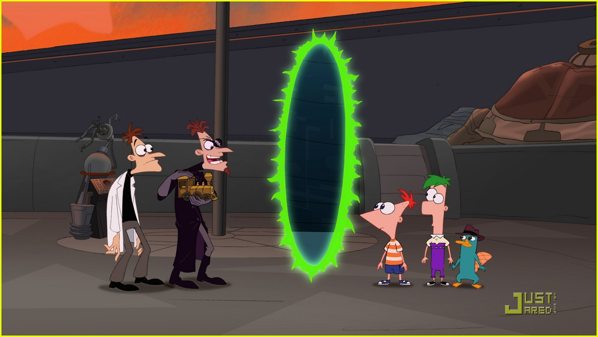 phineas ferb 2nd dimension 23