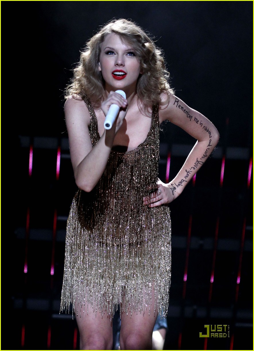 taylor swift cmt music fest 14