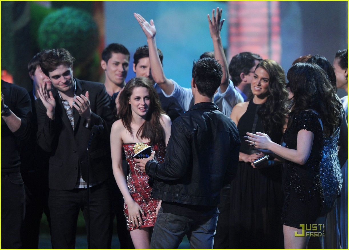 twilight eclipse mtv movie awards 20