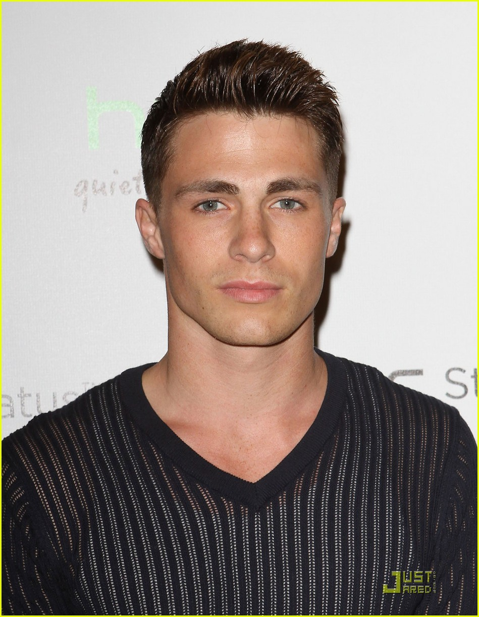colton haynes htc party 01