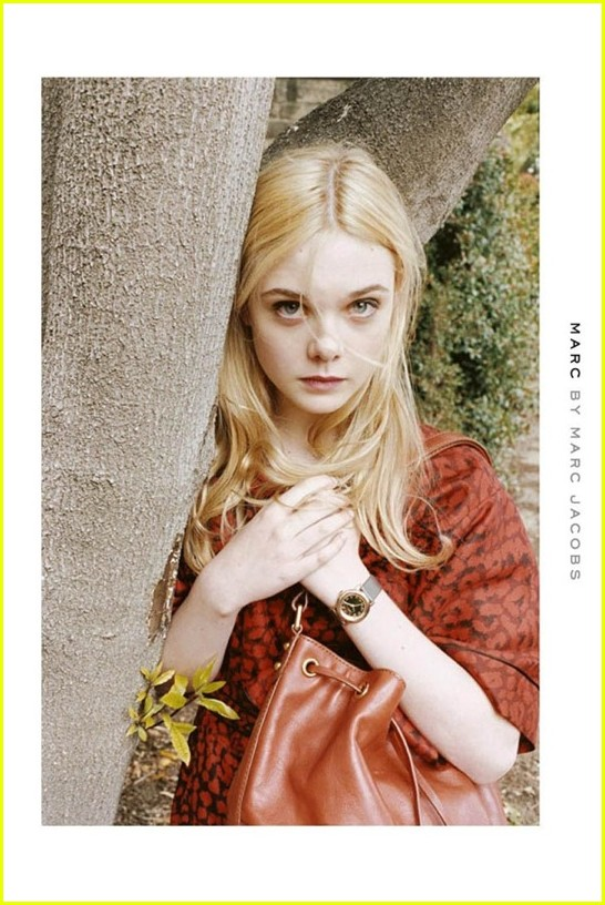 elle fanning marc jacobs ads 02