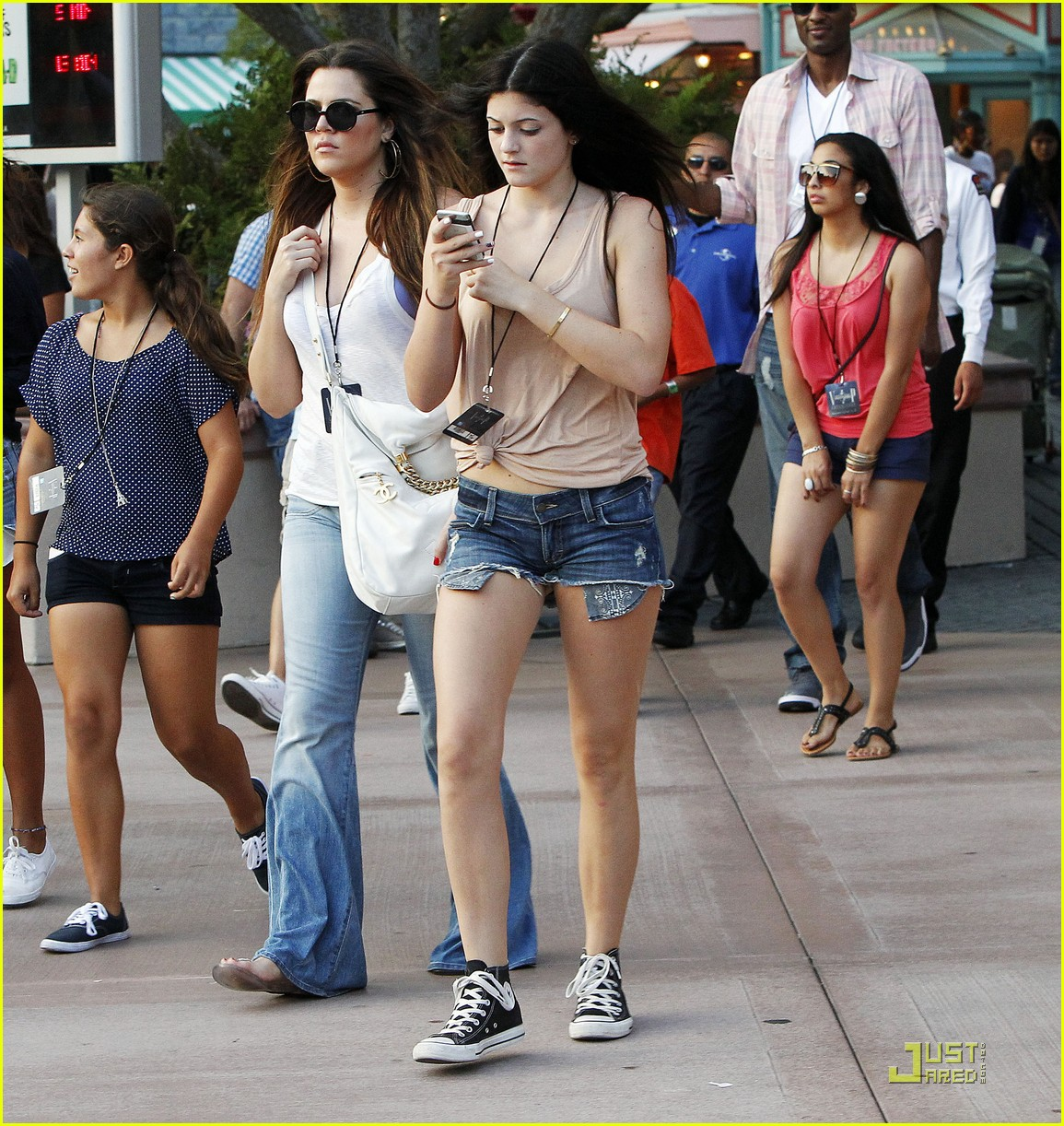 kylie kendall jenner universal city 10