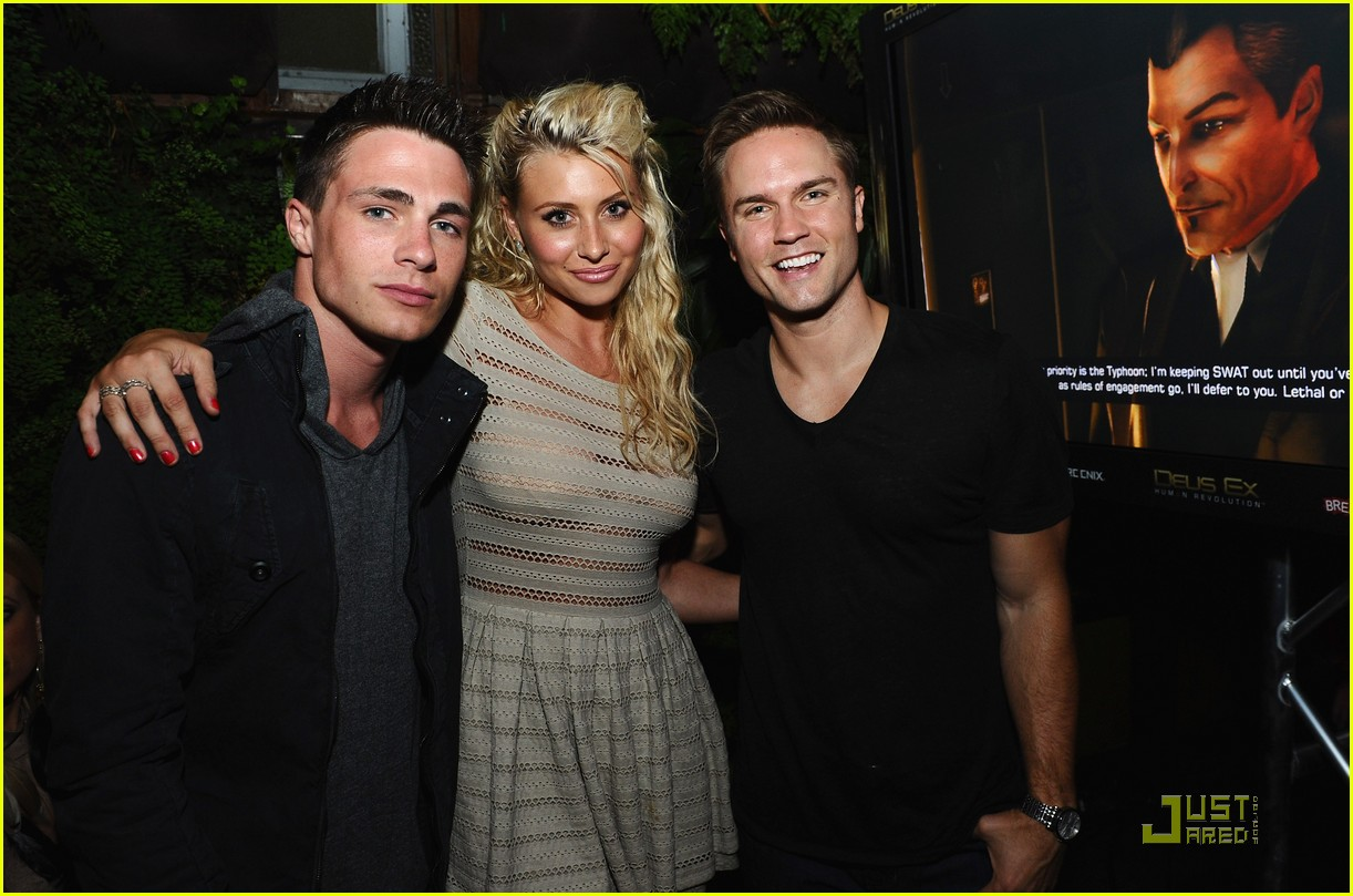 aly michalka colton haynes dues ex 04