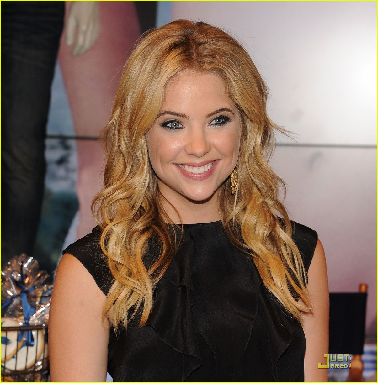 ashley benson seventeen nyc 12