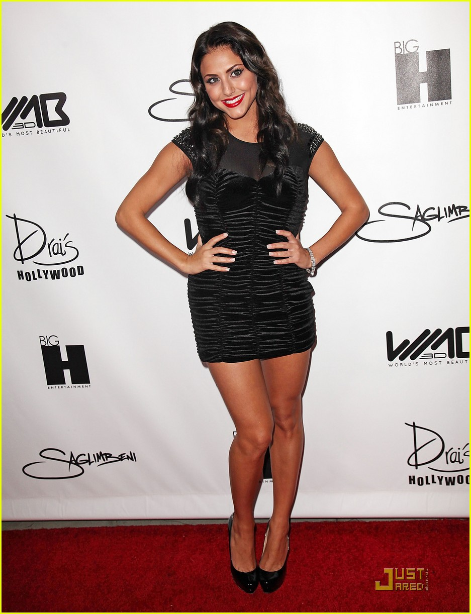 cassie scerbo yrb mag party 09