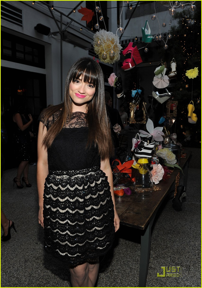 crystal reed instyle ao party 01