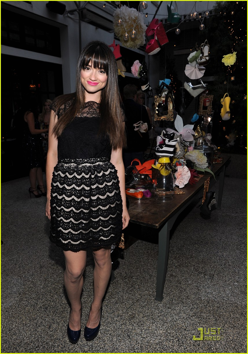 crystal reed instyle ao party 09