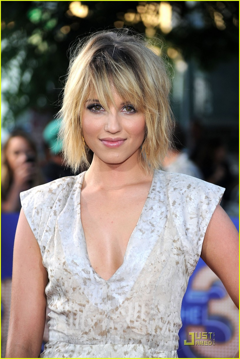 dianna agron glee premiere 18