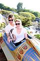 Emma-disneyland emma roberts chord overstreet disneyland 13