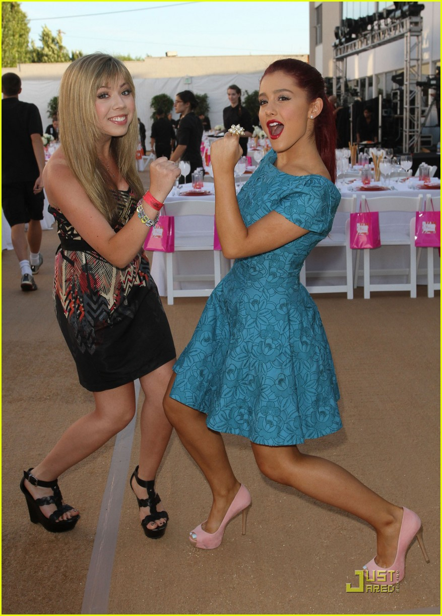 ariana grande jennette mccurdy angel awards 22