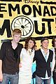 Lemonade-d23 lemonade mouth d23 expo 05